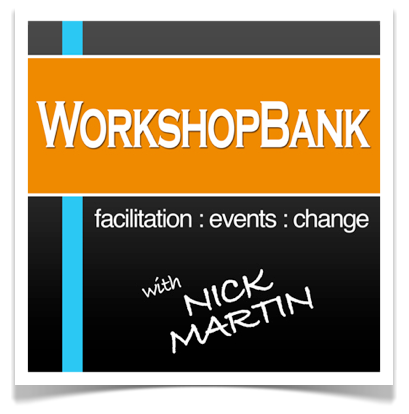 The WorkshopBank Podcast Session 4 : How You Can Use Dynamic Facilitation To Save The World With Jim Rough