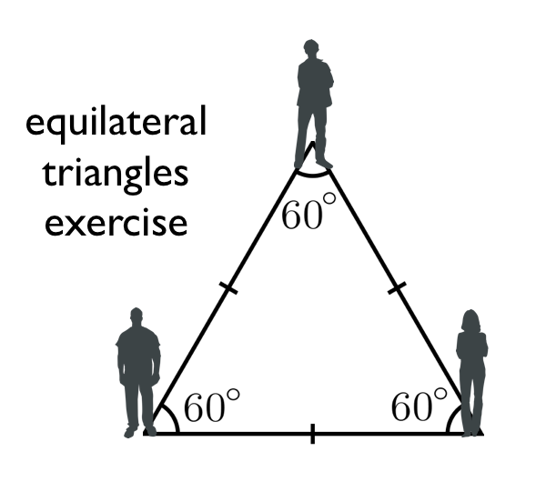 Equilateral Triangles Exercise