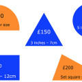 The Trading Game - Diagram of Shapes