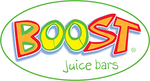 Boost Juice Bars Logo