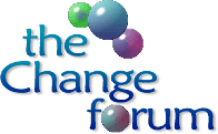 The Change Forum Logo